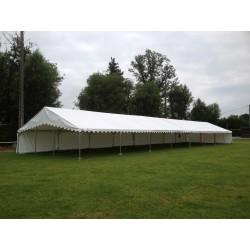 Tente de réception portée 8 mètres