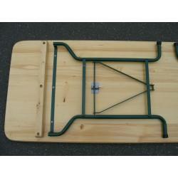 Tables en bois Tolède